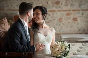 Fotografo matrimonio Bariano Convento dei Neveri